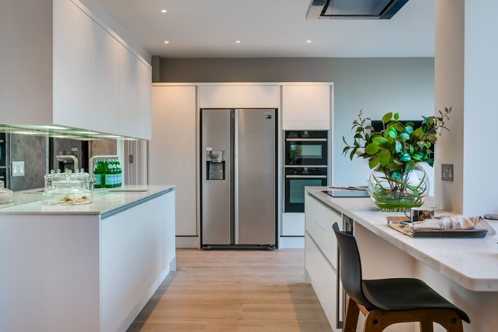 Hertford Avenue Kitchen